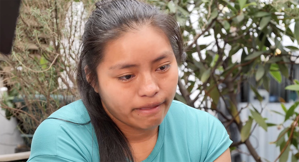 Watch Damaris´ very moving story